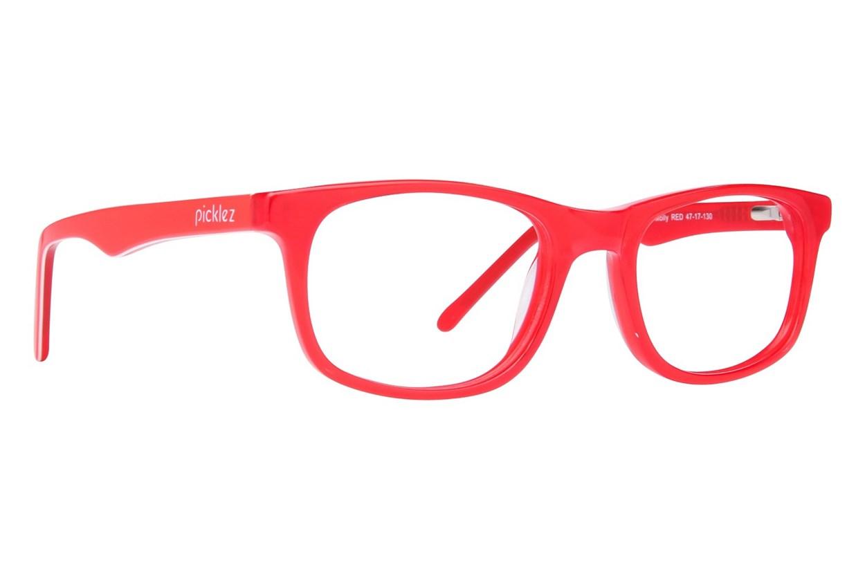 Picklez Molly Eyeglasses - Red