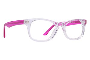 Picklez Shiloh Eyeglasses - Pink