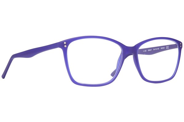 Conscious Eyez Emily Reading Glasses ReadingGlasses - Purple