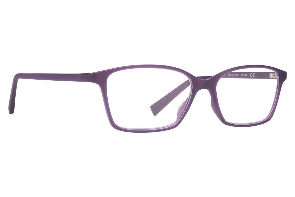 Conscious Eyez Harper Reading Glasses ReadingGlasses - Purple