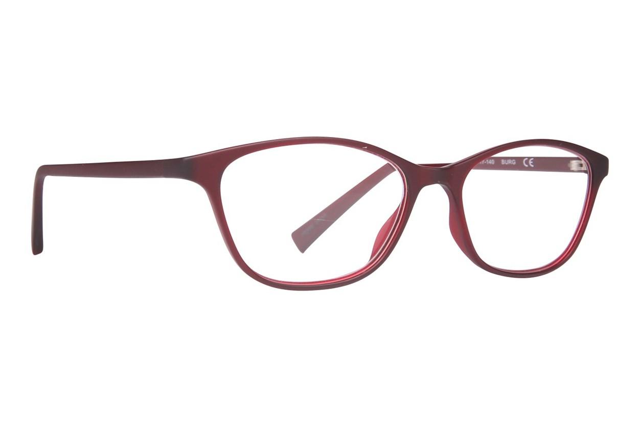 Conscious Eyez Louisa Reading Glasses ReadingGlasses - Red
