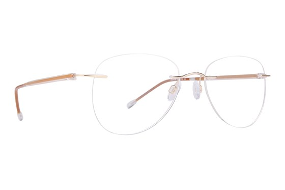 Invincilites Sigma M Eyeglasses - Tan