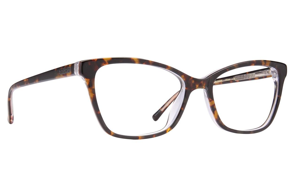 Via Spiga Dulcina Eyeglasses - Tortoise