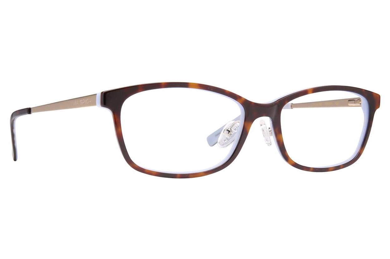 Via Spiga Ileana Eyeglasses - Tortoise