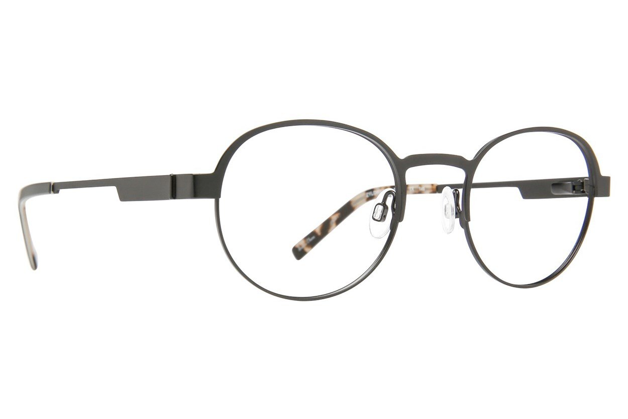 Randy Jackson RJ 1074 Eyeglasses - Black