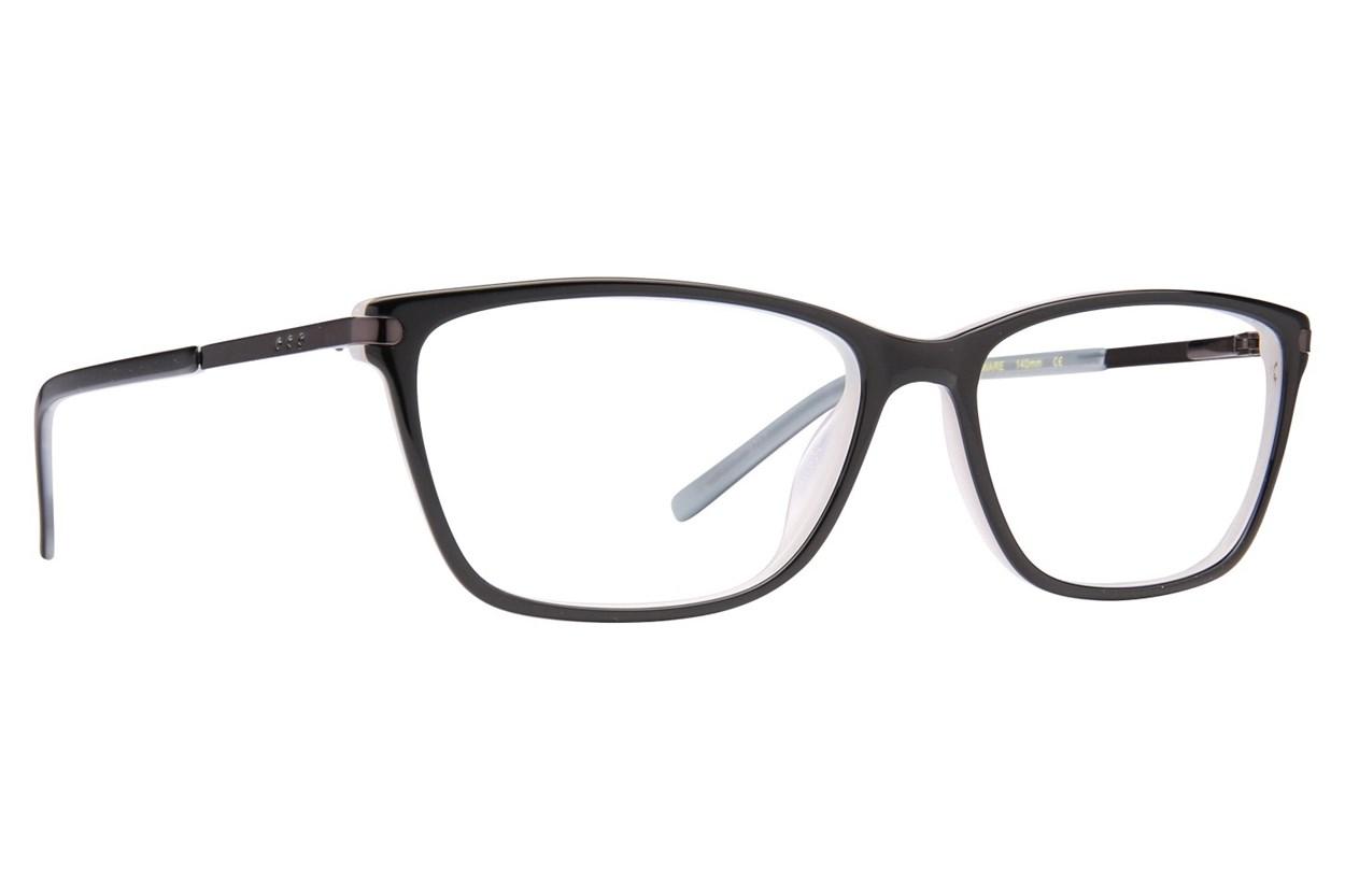Via Spiga Simonetta Eyeglasses - Black