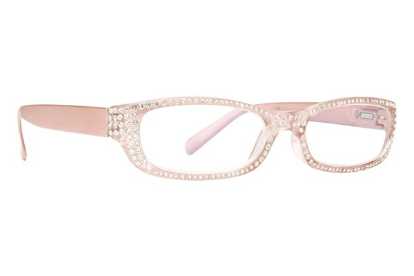 Eye Candy Sophisticated Specs Reading Glasses ReadingGlasses - Pink