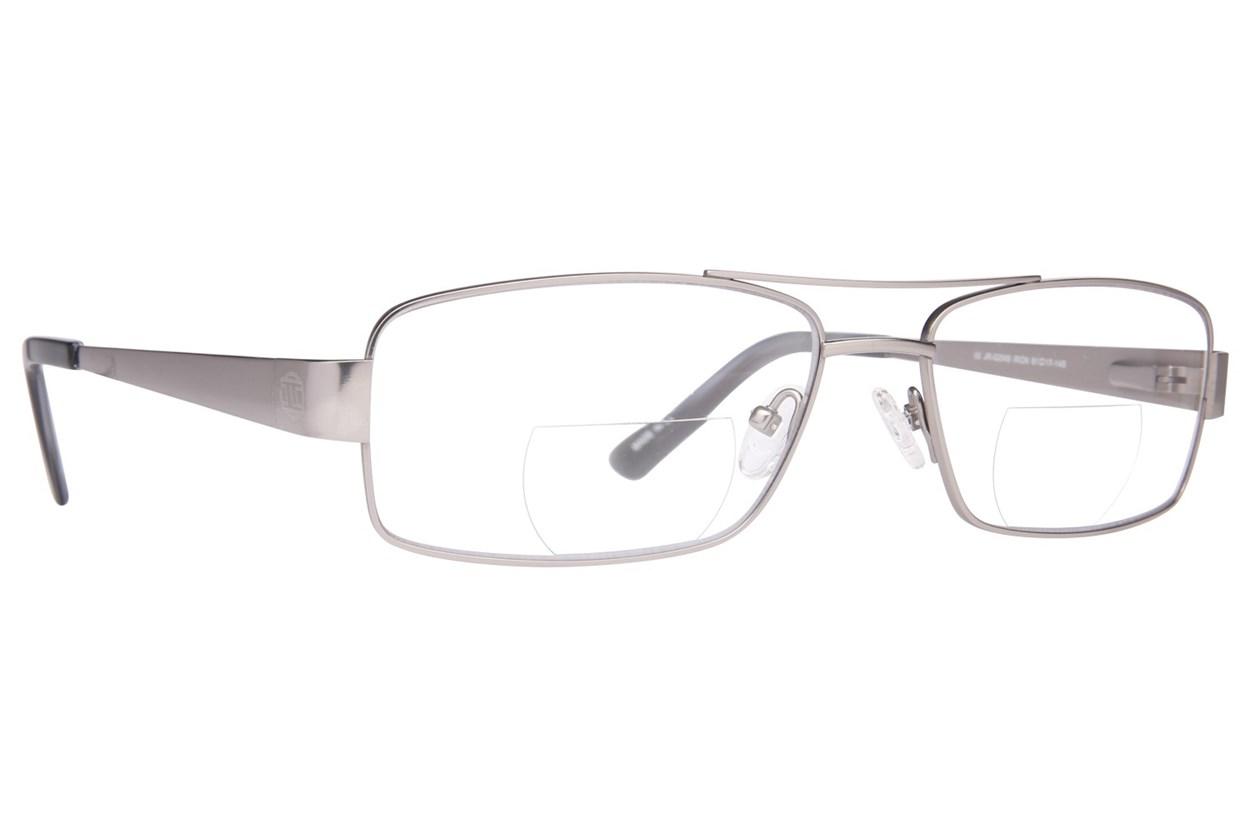 John Raymond Iron Reading Glasses ReadingGlasses - Gray