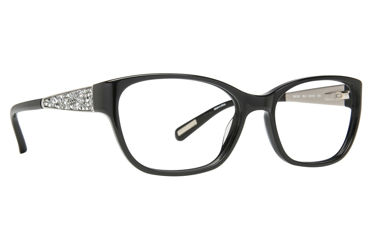 GUESS By Marciano GM 0243 Eyeglasses - Black