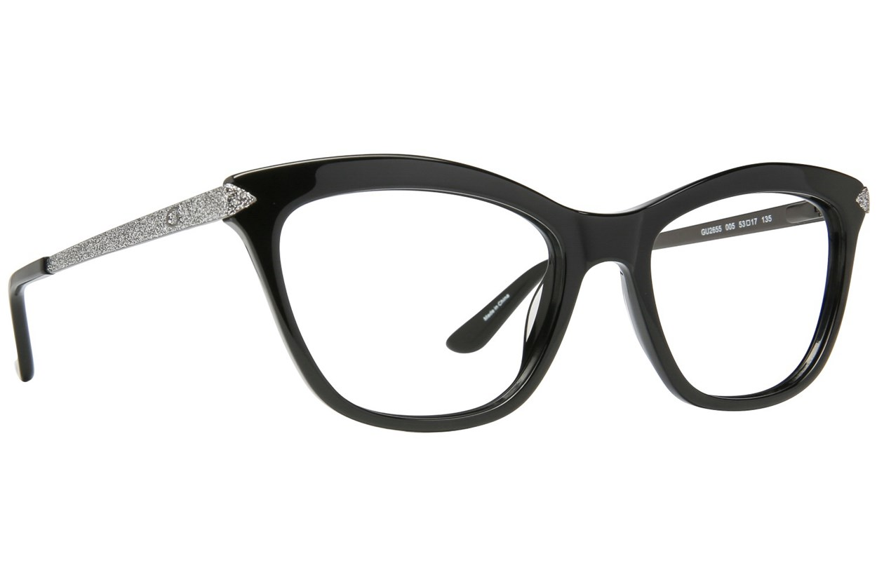 GUESS GU 2655 Eyeglasses - Black