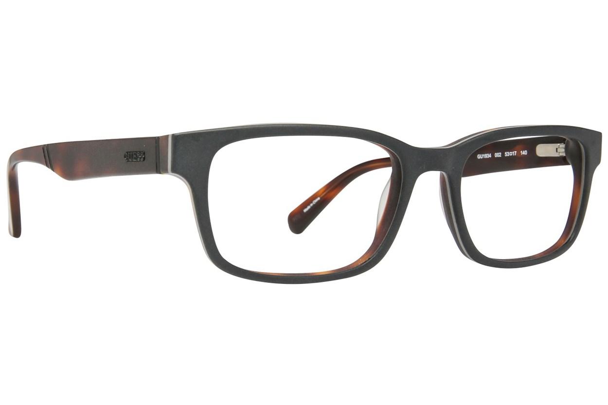 GUESS GU 1934 Eyeglasses - Black