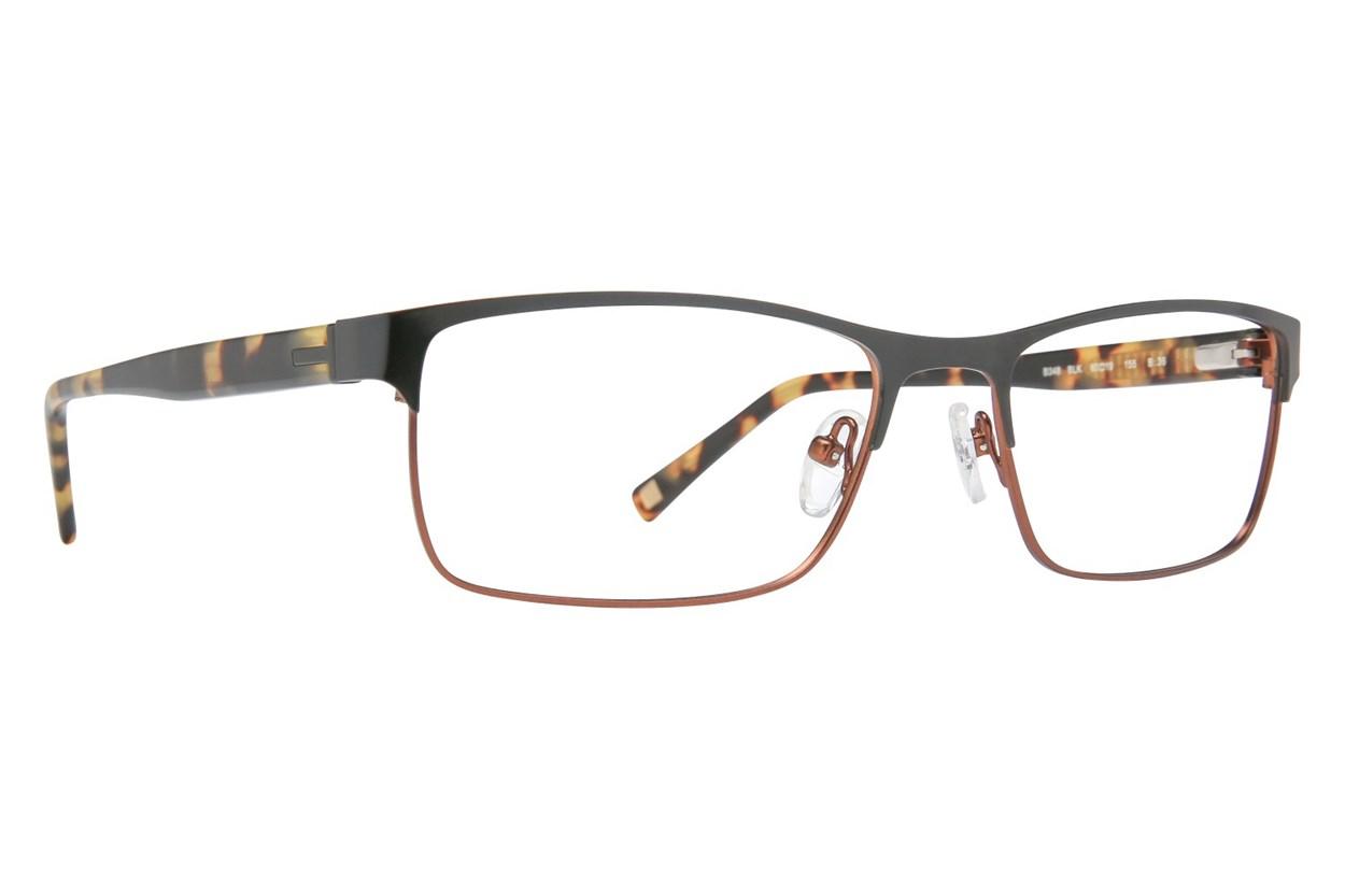 Ted Baker B348 Eyeglasses - Black