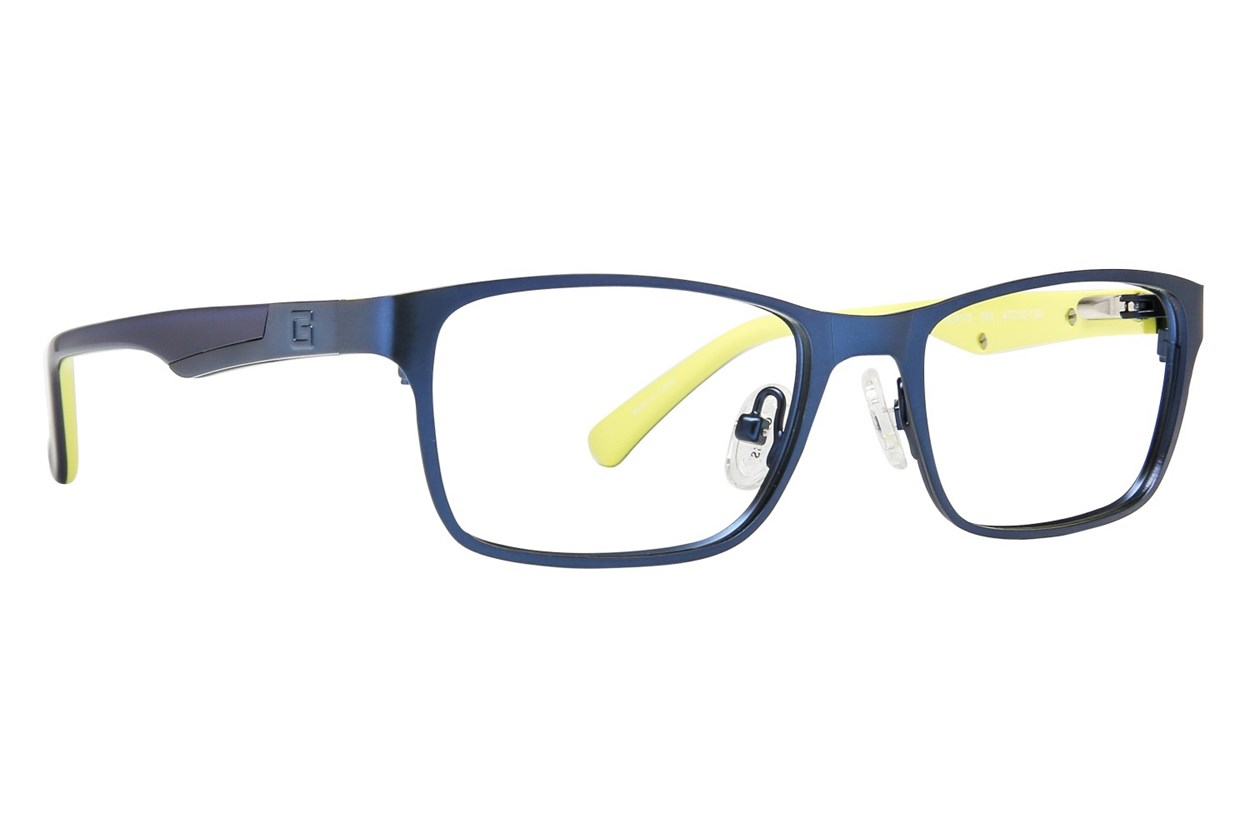 GUESS GU 9173 Eyeglasses - Blue