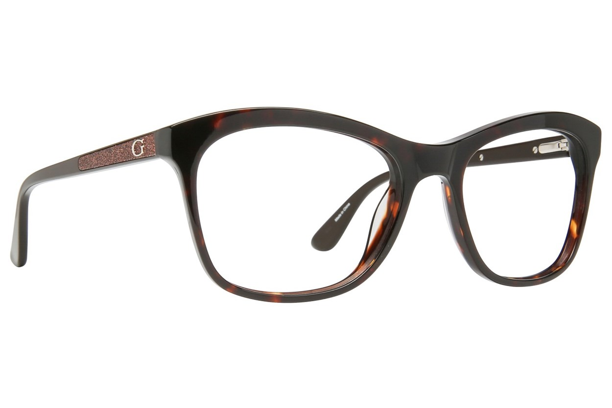 GUESS GU 2619 Eyeglasses - Brown