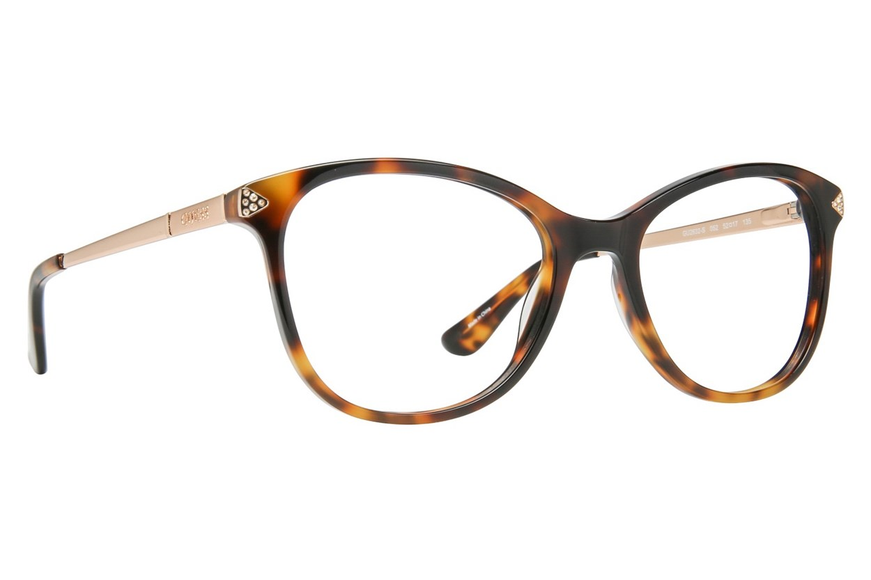 GUESS GU 2632-S Eyeglasses - Brown