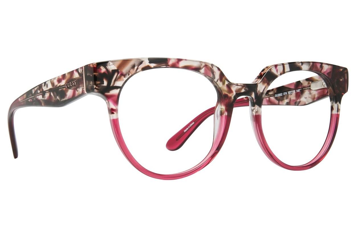 GUESS GU 2652 Eyeglasses - Pink