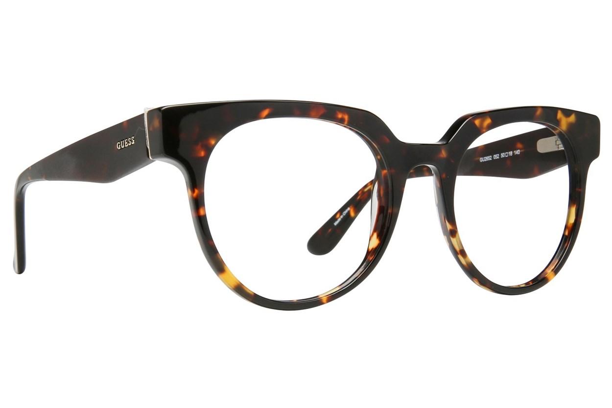 GUESS GU 2652 Eyeglasses - Tortoise