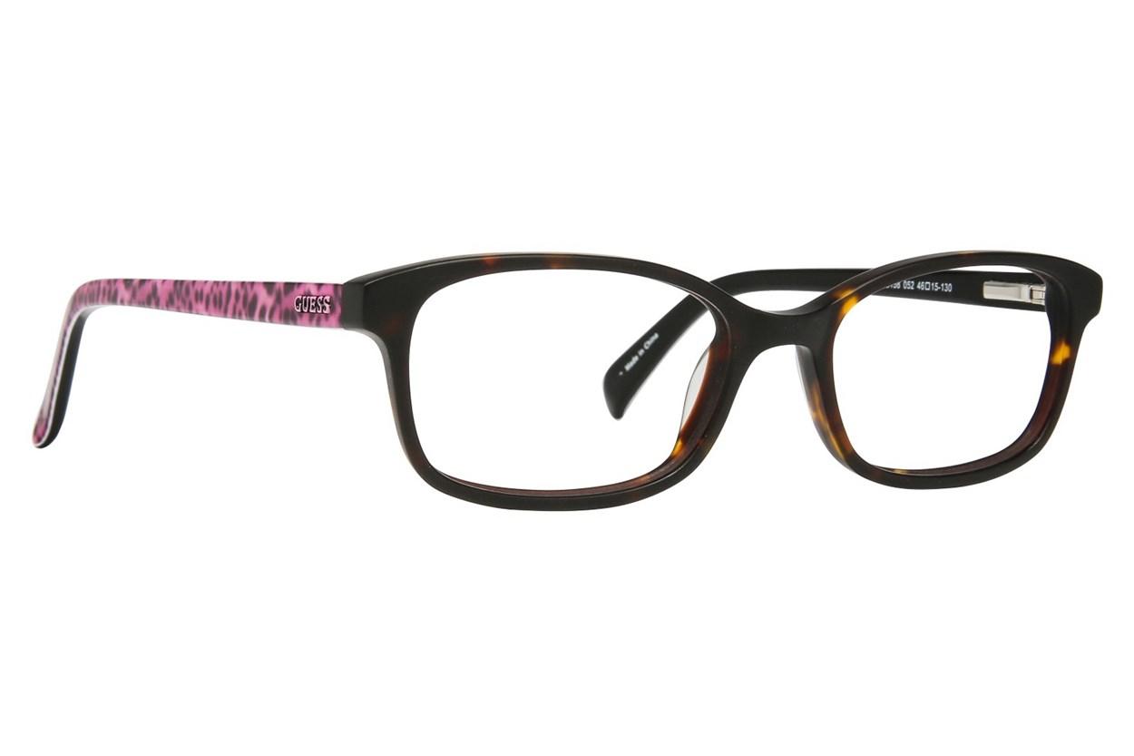 GUESS GU 9158 Eyeglasses - Tortoise