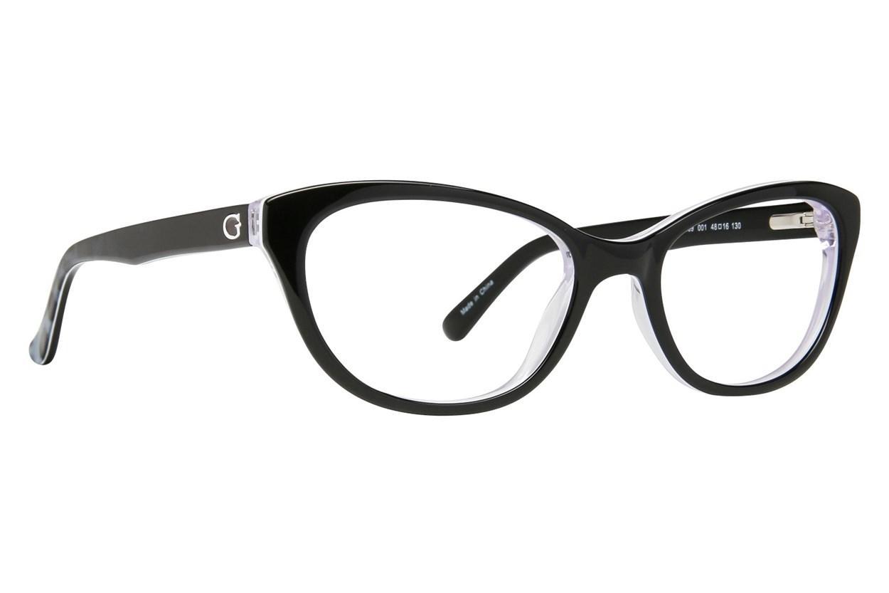 GUESS GU 9169 Eyeglasses - Black