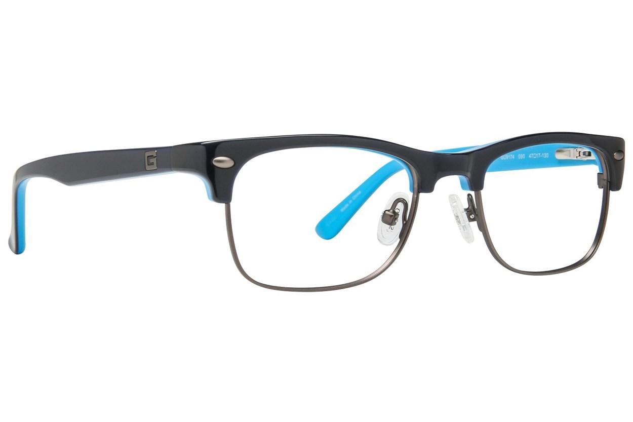 GUESS GU 9174 Eyeglasses - Blue