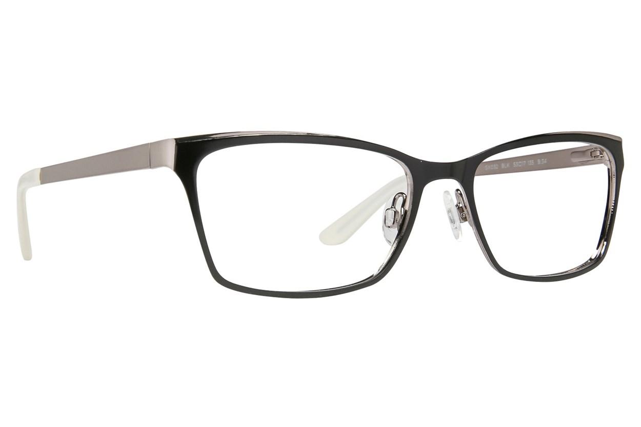 GX By Gwen Stefani GX032 Eyeglasses - Black