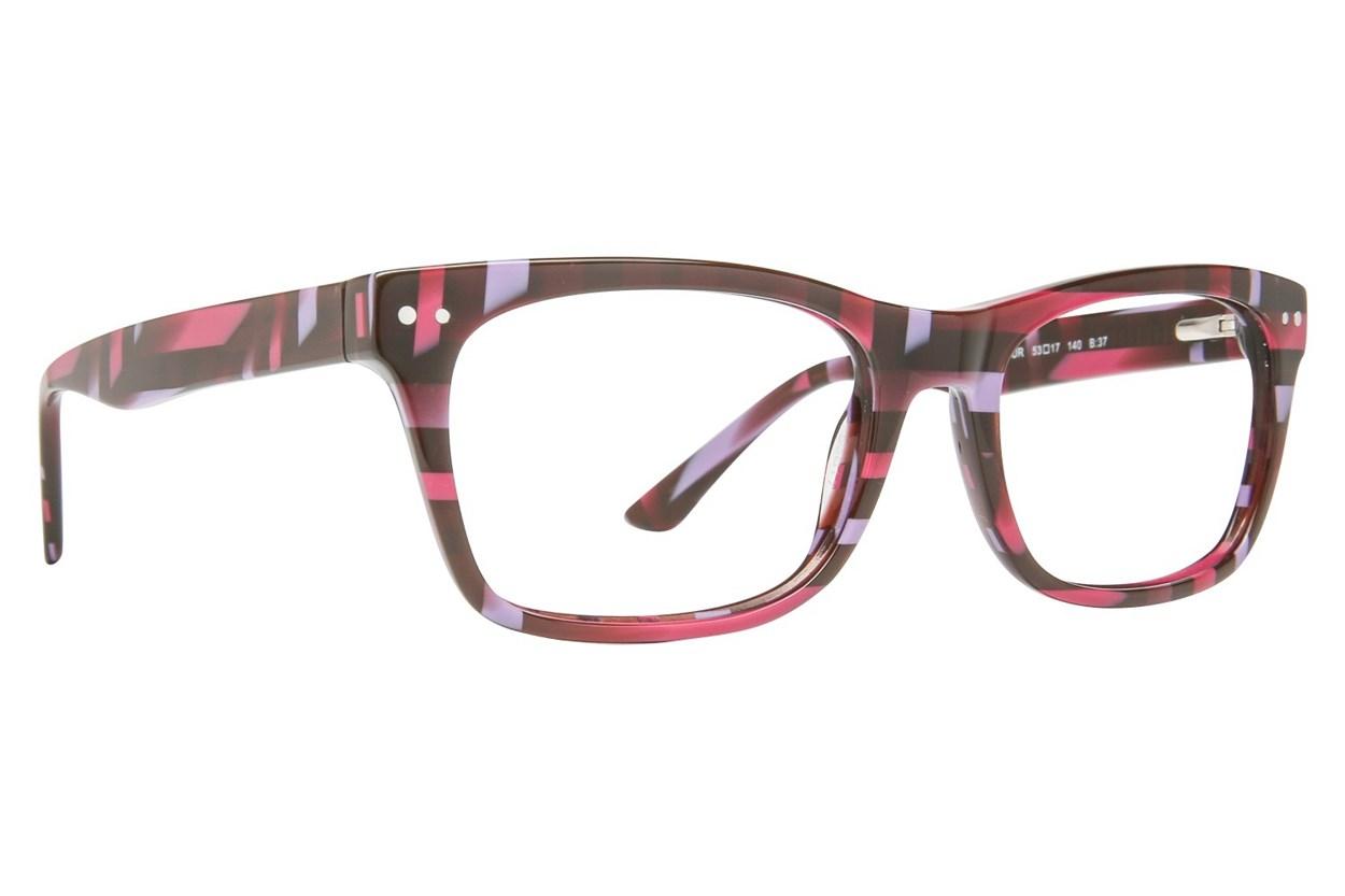 GX By Gwen Stefani GX034 Eyeglasses - Purple