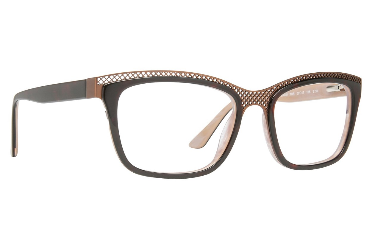 GX By Gwen Stefani GX035 Eyeglasses - Tortoise