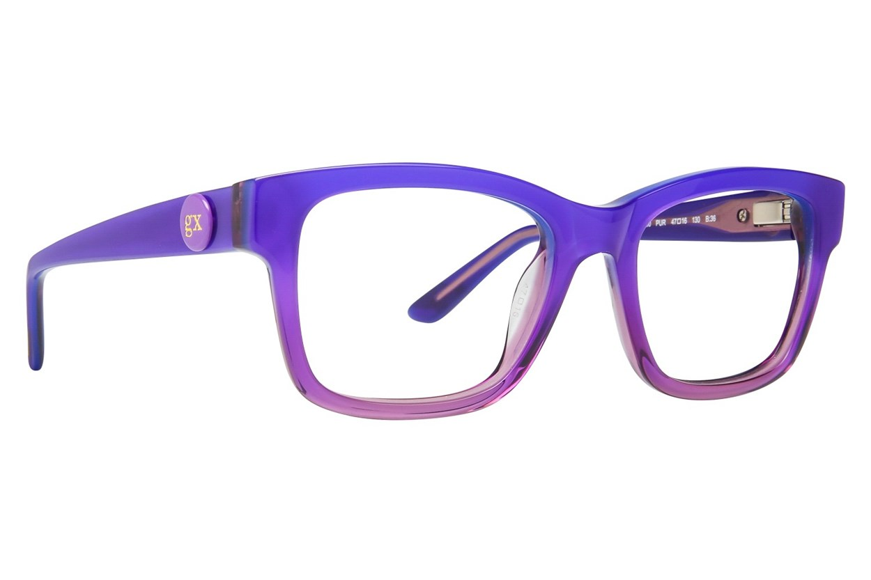 GX By Gwen Stefani GX800 Eyeglasses - Purple