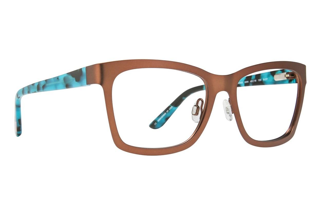 GX By Gwen Stefani GX805 Eyeglasses - Brown