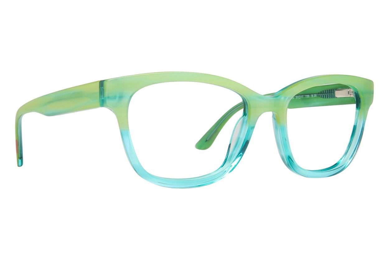 GX By Gwen Stefani GX806 Eyeglasses - Green