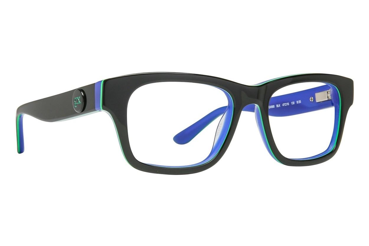 GX By Gwen Stefani GX900 Eyeglasses - Black