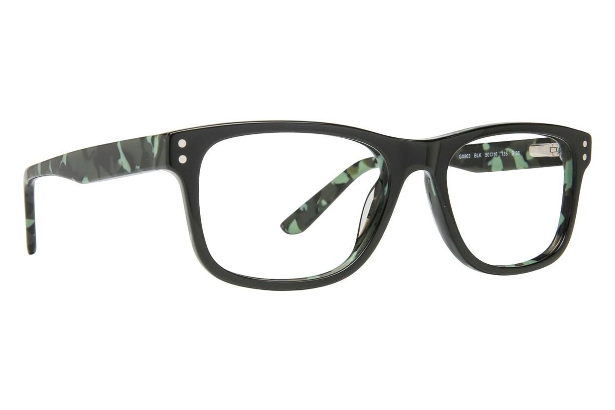GX By Gwen Stefani GX903 Eyeglasses - Black