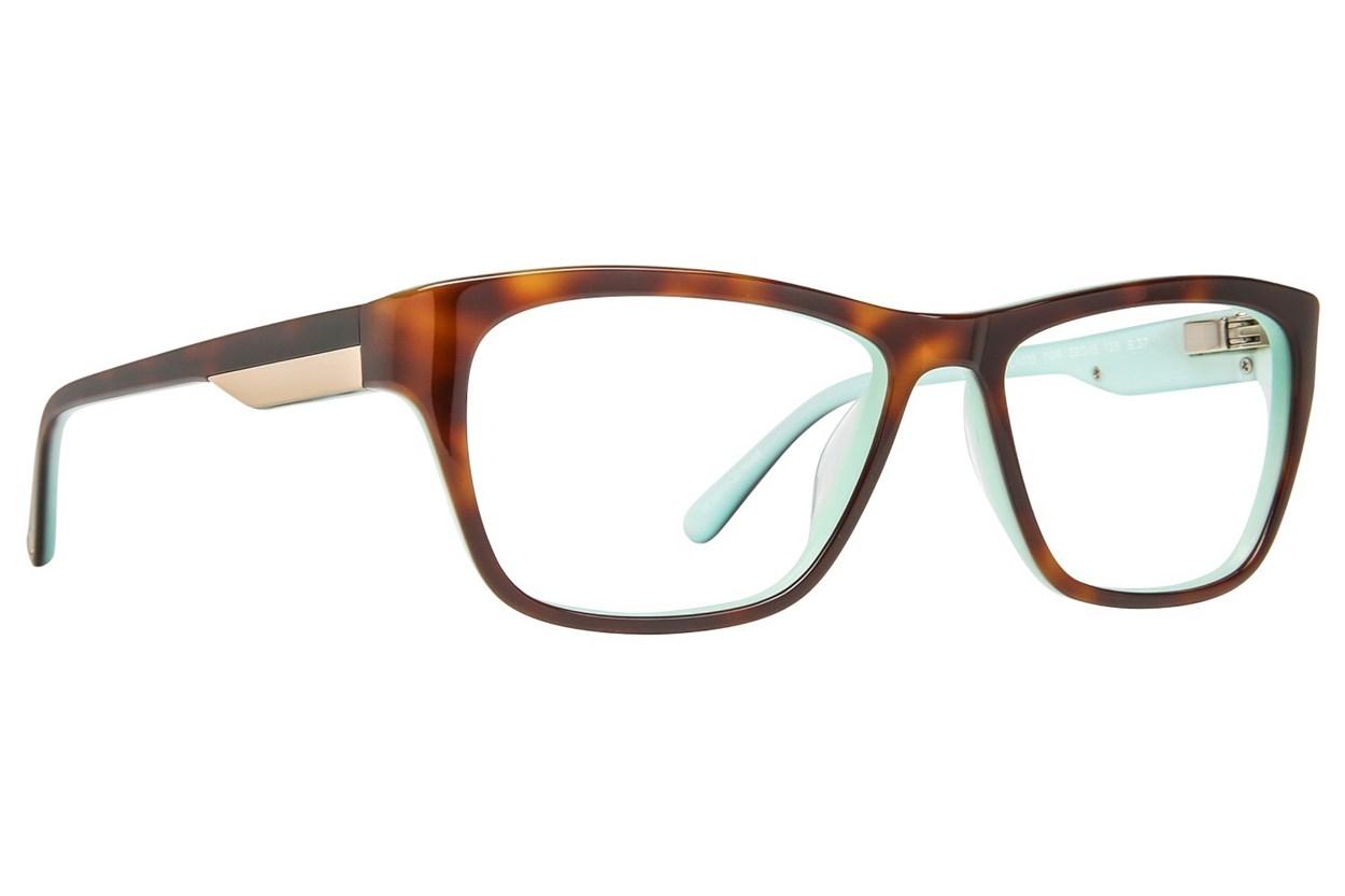 L.A.M.B. By Gwen Stefani LA033 Eyeglasses - Tortoise