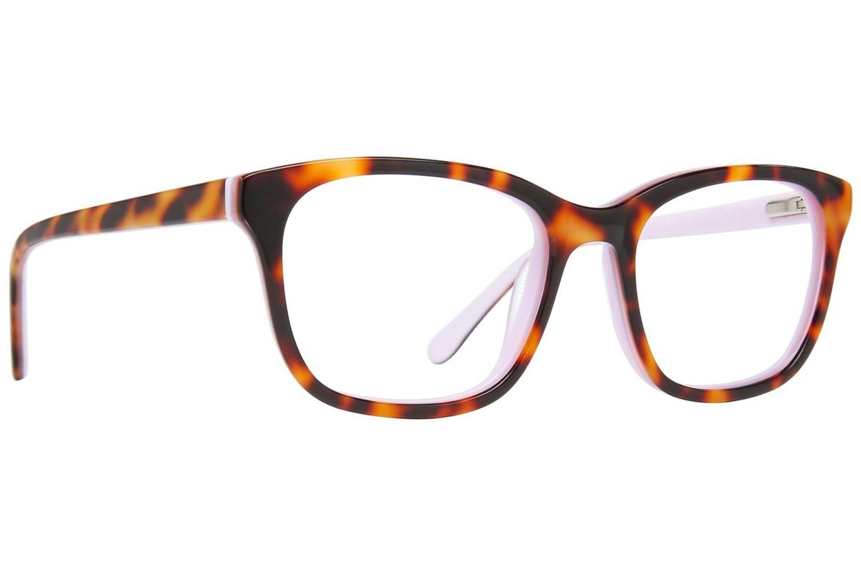 Lulu Guinness LK005 Eyeglasses - Tortoise