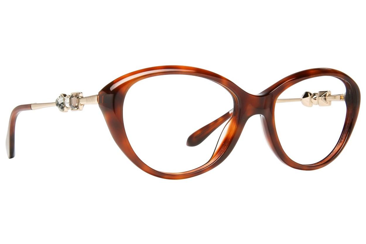 Moschino MO233V Eyeglasses - Tortoise