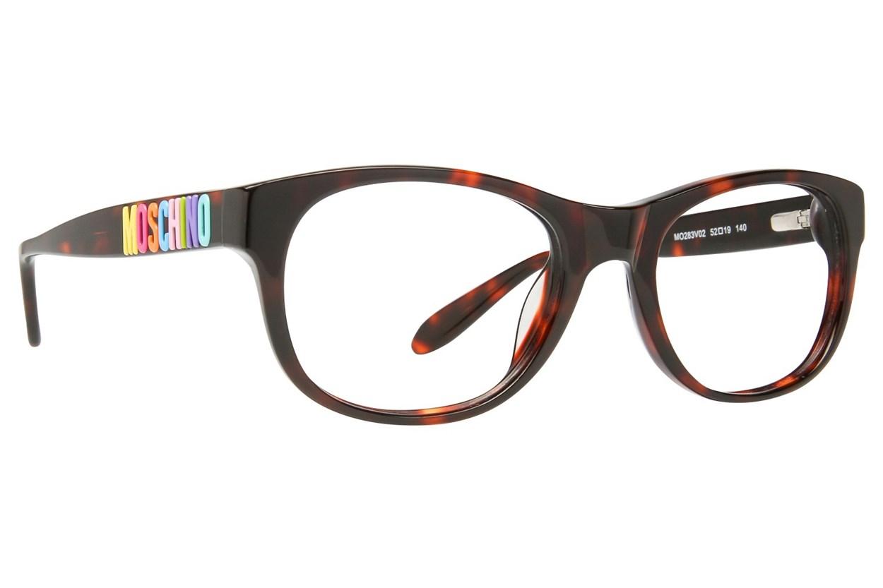 Moschino MO283V Eyeglasses - Tortoise