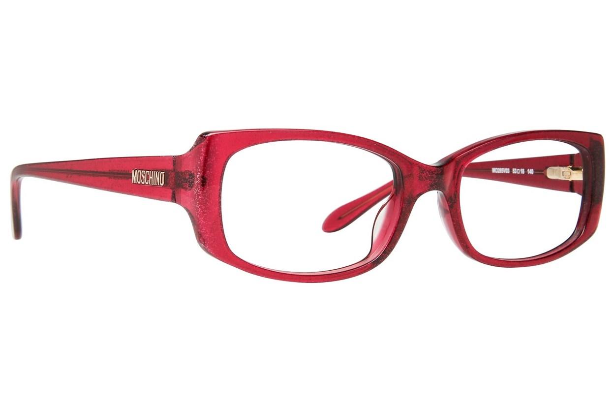 Moschino MO285V Eyeglasses - Red