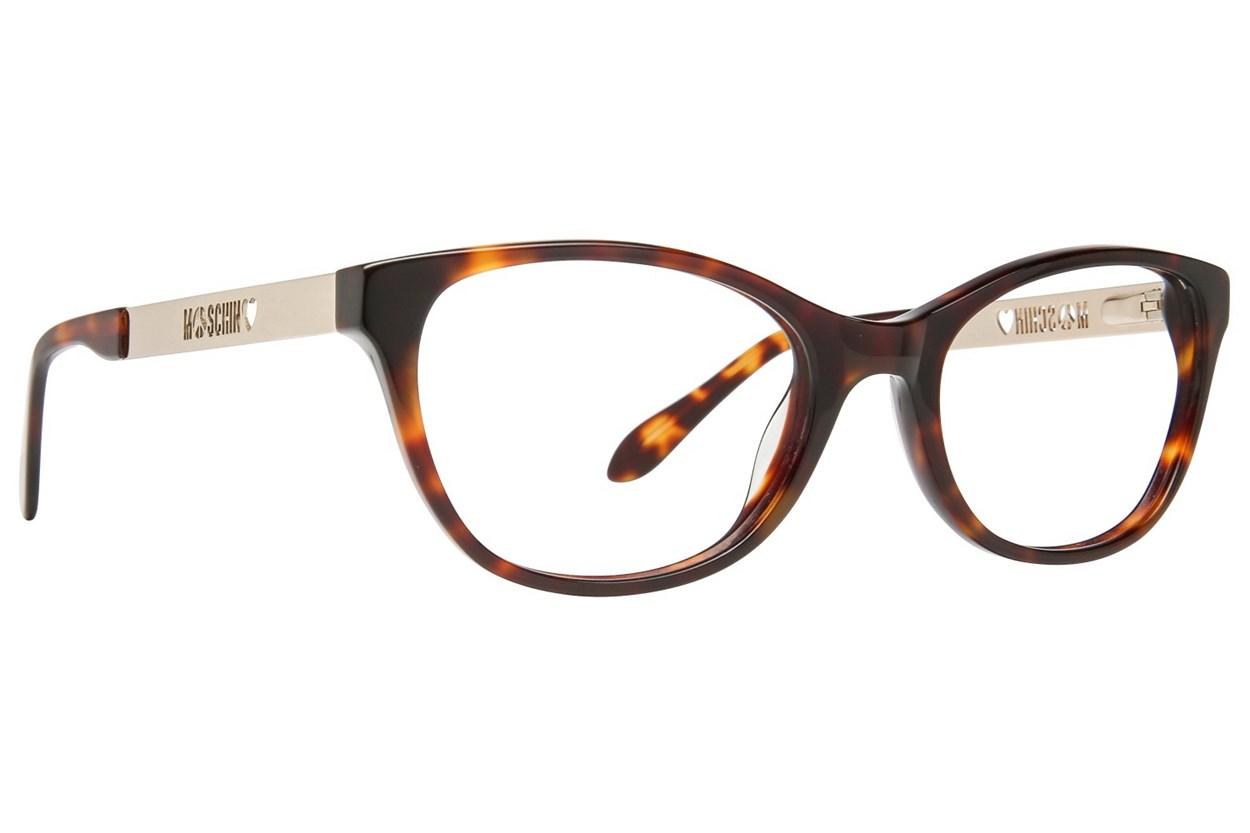 Moschino MO288V Eyeglasses - Tortoise