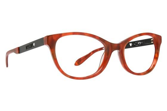 Moschino MO288V Eyeglasses - Red