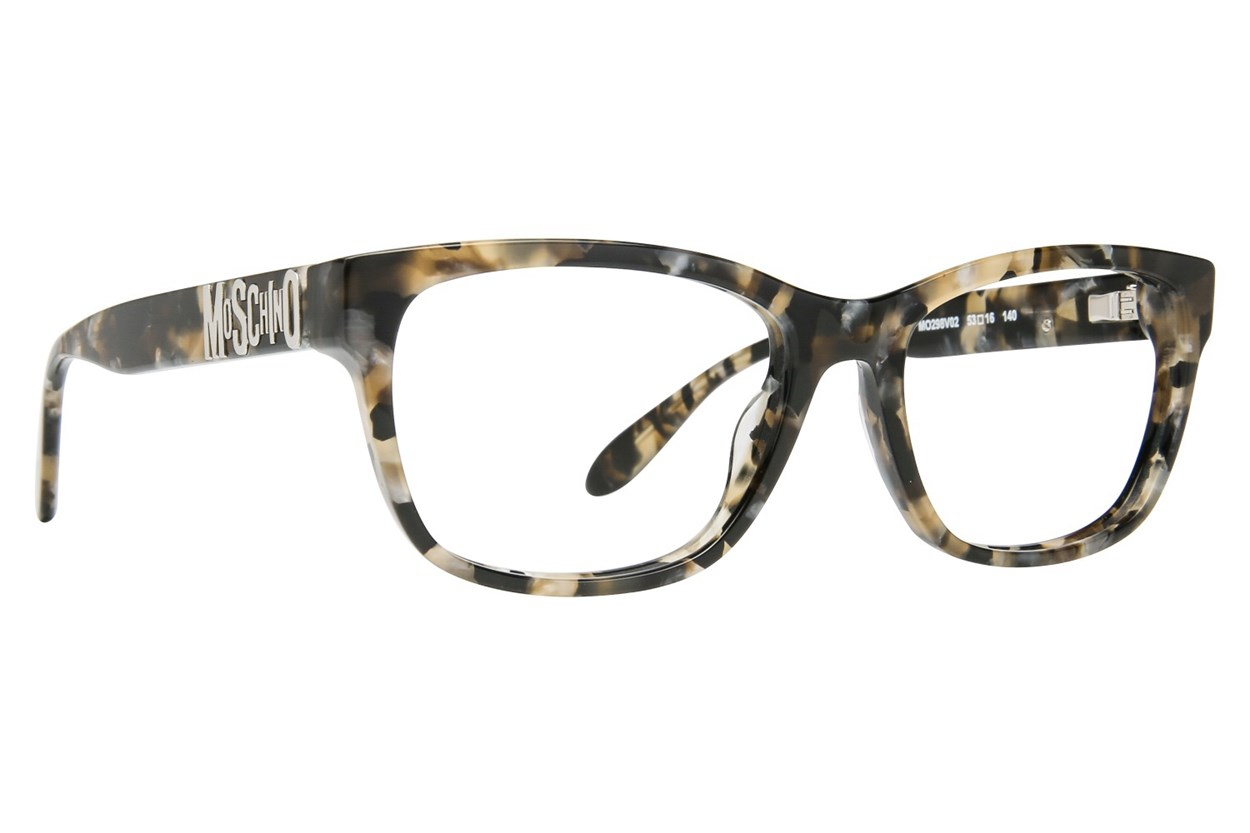 Moschino MO298V Eyeglasses - Gray
