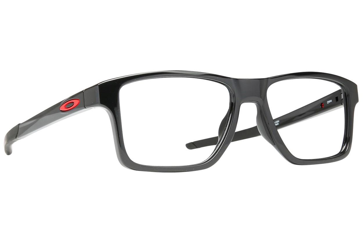 Oakley Chamfer Squared (54) Eyeglasses - Black
