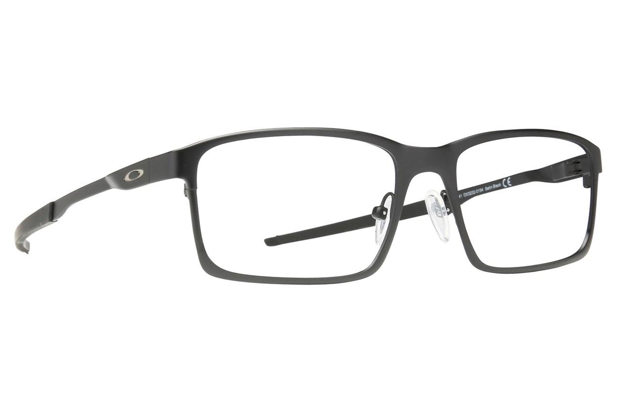 Oakley Base Plane (54) Eyeglasses - Black
