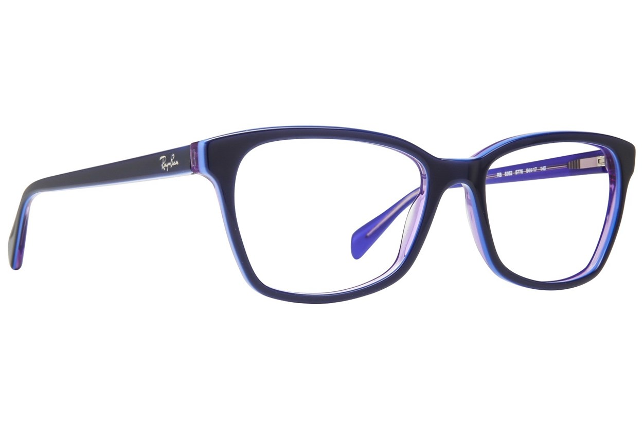 Ray-Ban® RX5362 Eyeglasses - Blue