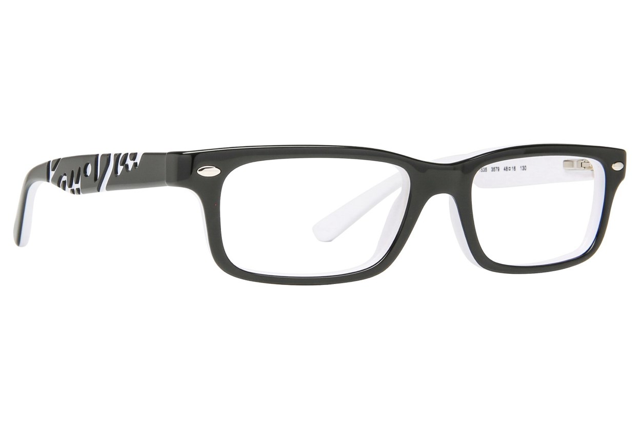 Ray-Ban® Youth RY1535 Eyeglasses - Black