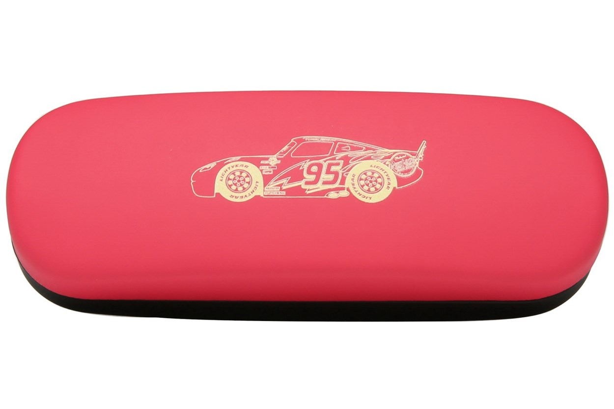 Alternate Image 1 - Disney Cars CAE5 Eyeglasses - Black