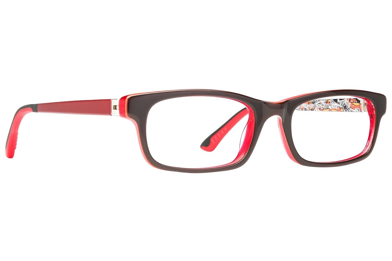 Disney Cars CAE5 Eyeglasses - Black