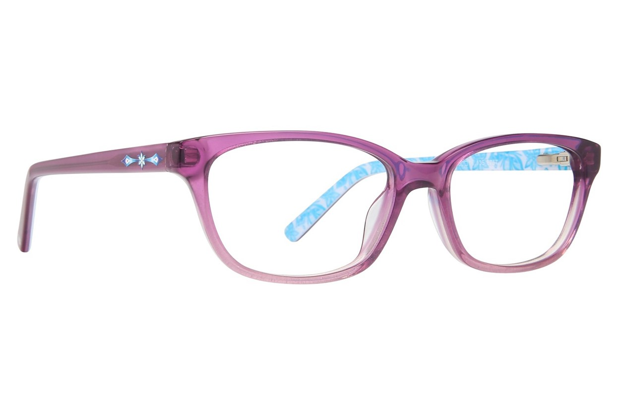 Disney Frozen FZE2 Eyeglasses - Purple
