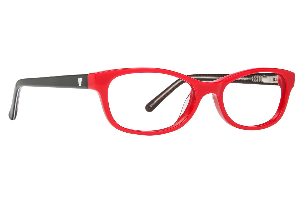 Disney Minnie Mouse MEE4 Eyeglasses - Red