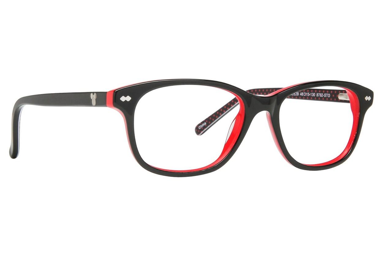 Disney Minnie Mouse MEE2B Eyeglasses - Red