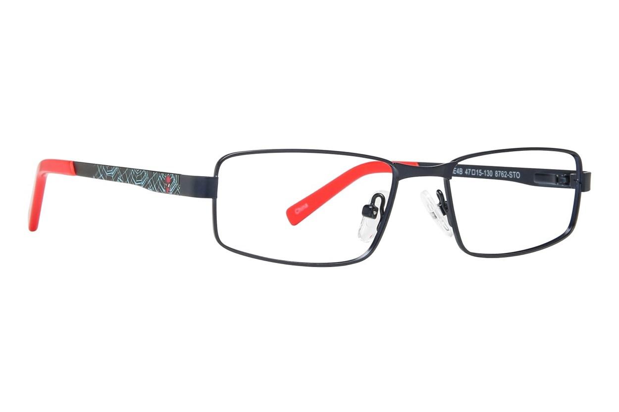 Spider-Man SME4B Eyeglasses - Black